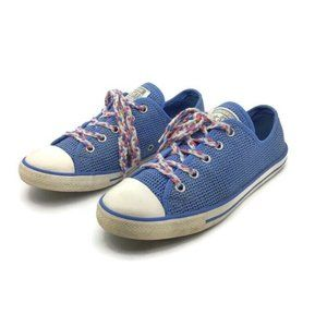 Converse All Star Dainty Ox Mesh Low Top Shoes